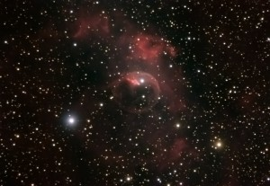 NGC 7635 - The Bubble Nebula