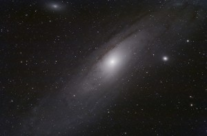 The Andromeda Galaxy - M31