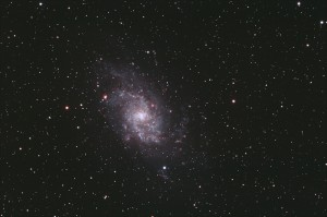The Triangulum Galaxy - M33