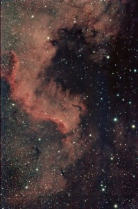 NGC 7000 -North America Nebula